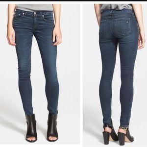 Rag & Bone skinny leg Loreto wash jeans 28